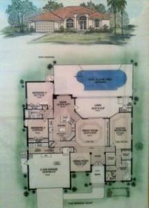 Bermuda Isles Model Floorplan